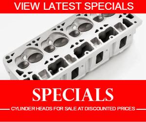 Cylinder Heads Specials
