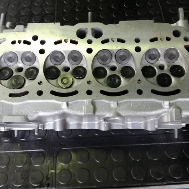 Toyota Tazz race head